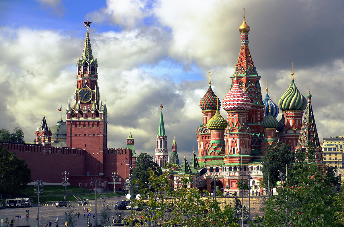 CROISIERE RUSSIE ST PETERSBOURG-MOSCOU - voyage  - sejour
